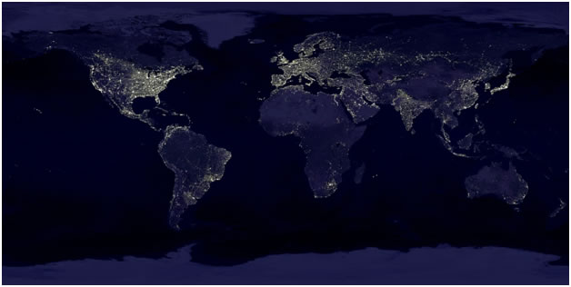 Carbon Credits Satellite
