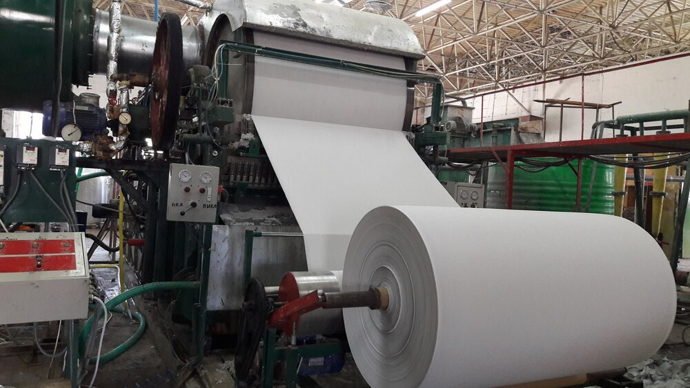 global paper production
